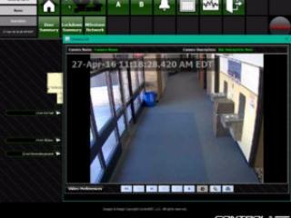 security camera integration