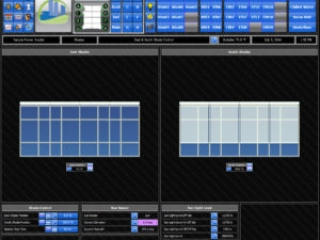 Window Shade Integration Graphic